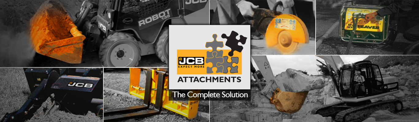 JCB Attachments Indore