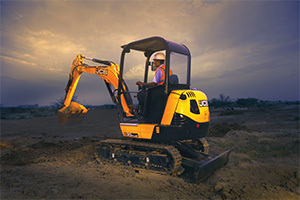JCB 30PLUS Tracked Excavators Indore