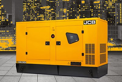 JCB Generators Indore