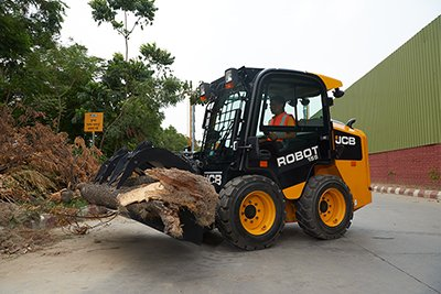 JCB Skid Steer Loaders Indore