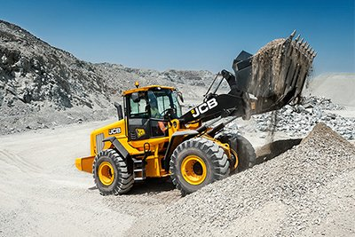 JCB Wheeled Loaders Indore