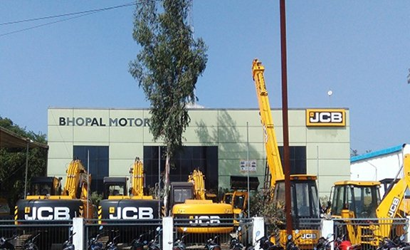 Bhopal Motors JCB Indore