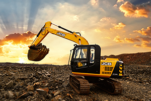 JCB 130 Tracked Excavators Indore