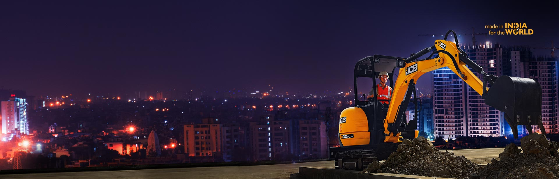 JCB Mini Excavator Indore