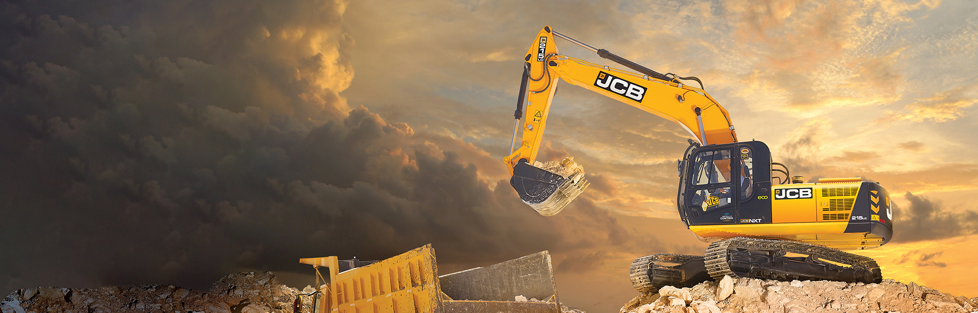 JCB Tracked Excavators Indore