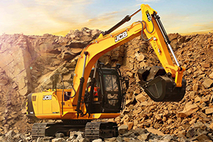 JCB NXT 140 Tracked Excavators Indore