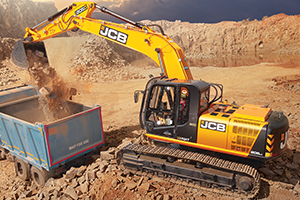 NXT 205 Tracked Excavators Indore